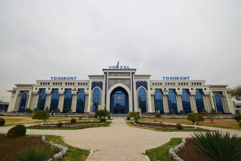 ウズベキスタンの首都タシケント