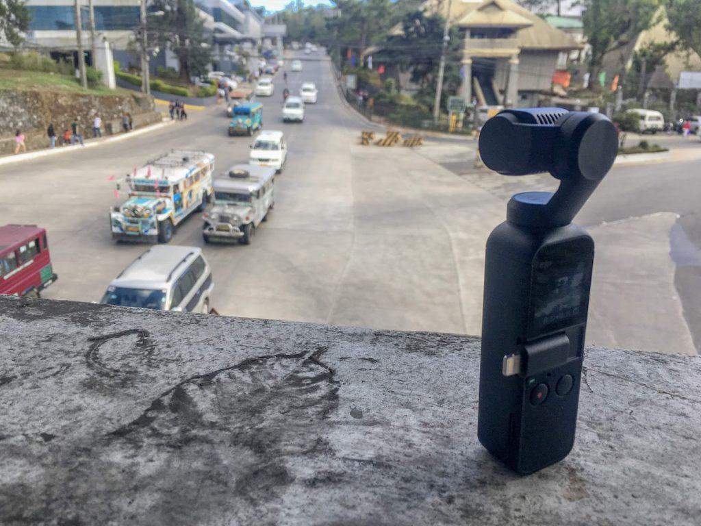 海外旅行におすすめのカメラOsmoPocket