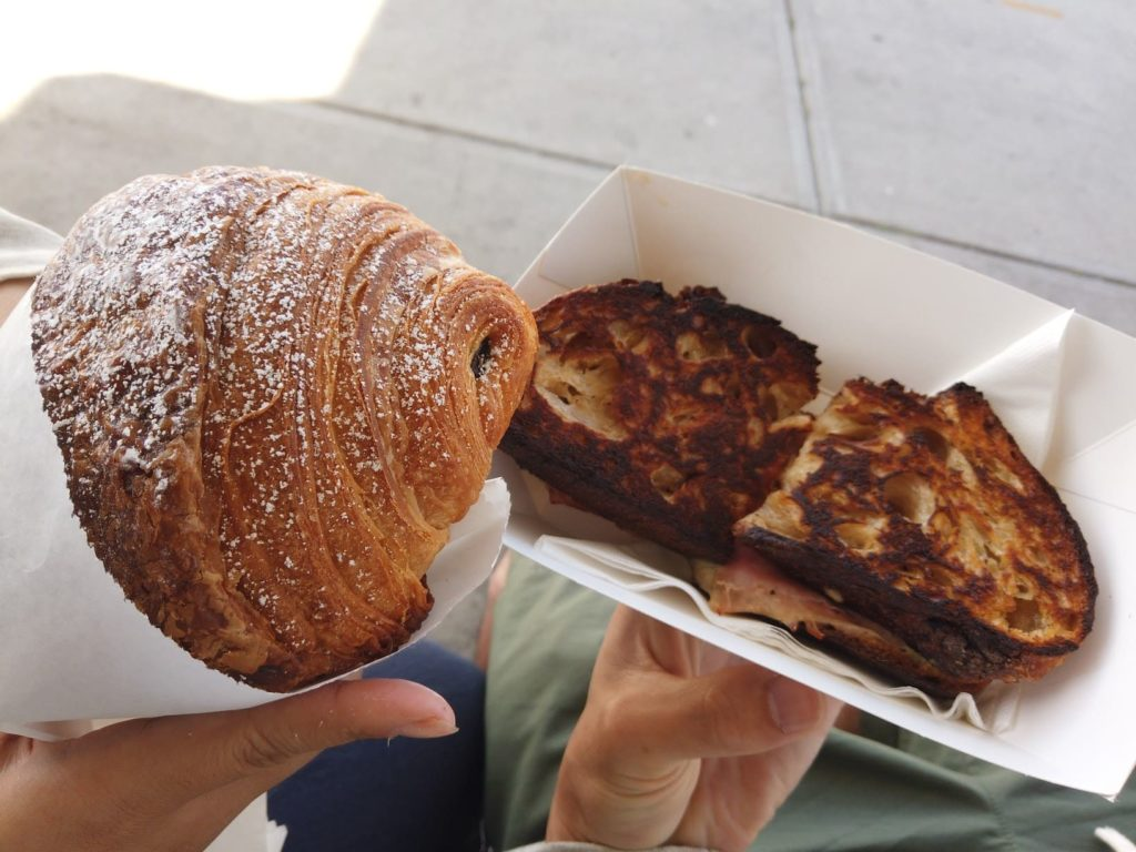 パースの美味しいパン屋さん