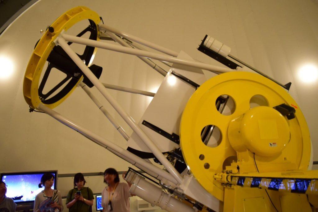 石垣島天文台むりかぶし望遠鏡